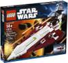 LEGO Star Wars The Clone Wars Obi-Wan's Jedi Starfighter Exclusive Set #10215