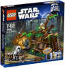 LEGO Star Wars Return of the Jedi Ewok Attack Set #7956