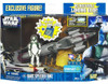 Star Wars The Clone Wars Vehicles & Action Figure Sets 2011 Barc Speeder Bike with Clone Trooper Buzz Exclusive Action Figure Set
