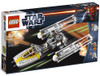 LEGO Star Wars A New Hope Gold Leader's Y-Wing Starfighter Set #9495