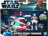 Star Wars The Clone Wars Vehicles & Action Figure Sets 2012 Republic Assault Submarine with Scuba Trooper Action Figure Set