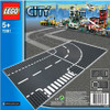 LEGO City T-Junction & Curves Set #7281