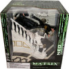 McFarlane Toys The Matrix Matrix Reloaded Series 1 Neo Chateau Scene Action Figure Set