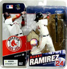 McFarlane Toys MLB Boston Red Sox Sports Picks Series 16 Manny Ramirez Action Figure [White Jersey]