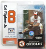 McFarlane Toys MLB Cooperstown Collection Series 2 Cal Ripken Jr. Action Figure [White Jersey]