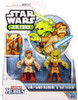 Star Wars Attack of the Clones Jedi Force 2013 Obi-Wan Kenobi & Kit Fisto Action Figure 2-Pack