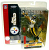 McFarlane Toys NFL Pittsburgh Steelers Sports Picks Series 7 Hines Ward Action Figure [White Jersey Variant]