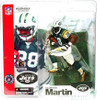 McFarlane Toys NFL New York Jets Sports Picks Series 4 Curtis Martin Action Figure [Green Jersey]