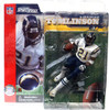 McFarlane Toys NFL San Diego Chargers Sports Picks Series 3 LaDainian Tomlinson Action Figure