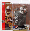 McFarlane Toys NFL New Orleans Saints Sports Picks Series 6 Deuce McAllister Action Figure [White Jersey with Eye Black]