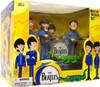 McFarlane Toys The Beatles Saturday Morning Cartoon Beatles Cartoon Action Figure Set
