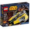 LEGO Star Wars Revenge of the Sith Jedi Interceptor Set #75038