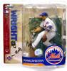 McFarlane Toys MLB New York Mets Sports Picks Series 18 David Wright Action Figure [White Jersey]
