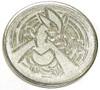 Nintendo Pokemon Lugia Metal Coin