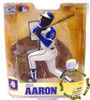 McFarlane Toys MLB Atlanta Braves Cooperstown Collection Series 5 Hank Aaron Action Figure