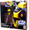 The Super Dimension Century Orguss Transforming Robot Nikick Action Figure
