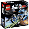 LEGO Star Wars Return of the Jedi TIE Interceptor Set #6206