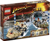 LEGO Indiana Jones Venice Canal Chase Set #7197