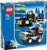 LEGO World City Police 4WD & Undercover Van Set #7032