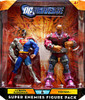 DC Universe Cyborg Superman & Mongul Exclusive Action Figures