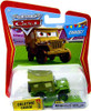 Disney Cars The World of Cars Series 1 Saluting Sarge Diecast Car