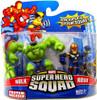 Marvel Super Hero Squad Series 15 Hulk & Nova Action Figure 2-Pack