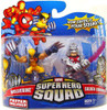 Marvel Super Hero Squad Series 15 Wolverine & Samurai Action Figure 2-Pack