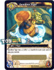 World of Warcraft Trading Card Game Blood of Gladiators Legendary Loot Sandbox Tiger #1