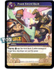 World of Warcraft Trading Card Game Blood of Gladiators Legendary Loot Foam Sword Rack #3