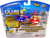 Club Penguin Mix 'N Match Series 3 Marching Band & Cheerleader Mini Figure Set