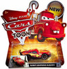Disney Cars Cars Toon Main Series Burnt Lightning McQueen Diecast Car #1