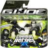 GI Joe The Rise of Cobra Combat Heroes Snake Eyes & Neo-Viper Mini Figure 2-Pack