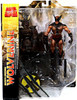 Marvel Select Brown Uniform Wolverine Exclusive Action Figure