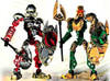 LEGO Bionicle Guardian Toa Set #65757