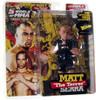 UFC World of MMA Champions Series 4 Matt Serra Exclusive Action Figure [Black T-Shirt]