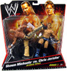 WWE Wrestling Series 1 Shawn Michaels vs. Chris Jericho Action Figure 2-Pack