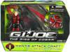 GI Joe The Rise of Cobra Mantis Attack Craft Action Figure Vehicle