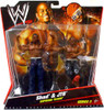 WWE Wrestling Series 3 Shad & JTG Action Figure 2-Pack