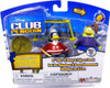 Club Penguin Mix 'N Match Series 6 Figure Skater & Hockey Player [Red Jersey] Mini Figure Set