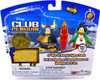 Club Penguin Mix 'N Match Series 6 Surfer Dude & Viking Penguin Mini Figure Set