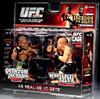 UFC Ultimate Collector Versus Series 1 Quinton Jackson Vs. Wanderlei Silva Action Figure 2-Pack