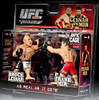 UFC Ultimate Collector Versus Series 1 Brock Lesnar Vs. Frank Mir Action Figure 2-Pack