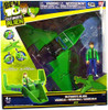 Ben 10 Ultimate Alien Wing Fighter Action Figure Vehicle