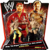 "WWE Wrestling Series 5 Ricky ""The Dragon"" Steamboat vs. Chris Jericho Action Figure 2-Pack"