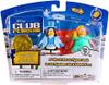 Club Penguin Mix 'N Match Series 8 Tuxedo Guy & Prom Girl Mini Figure Set