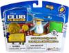 Club Penguin Mix 'N Match Series 8 Sensei with Arch Mini Figure Set