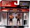 UFC Ultimate Micro Fighters Series 2 Lyoto Machida vs. Rashad Evans Mini Figure 2-Pack