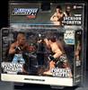 UFC Ultimate Collector Versus Series 1 Quinton Jackson Vs. Forrest Griffin Action Figure 2-Pack