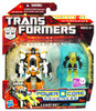 Transformers Power Core Combiners Leadfoot with Pinpoint Action Figure 2-Pack