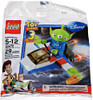 LEGO Toy Story 3 Green Alien with Space Vehicle Exclusive Mini Set #30070 [Bagged]